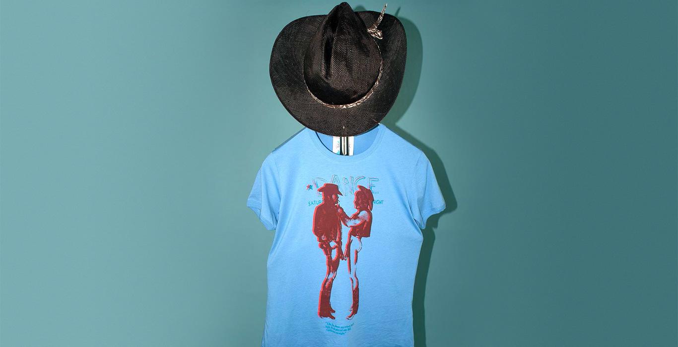 the latest 7a811 a8296 Cowboys T-Shirt - Vivienne Westwood