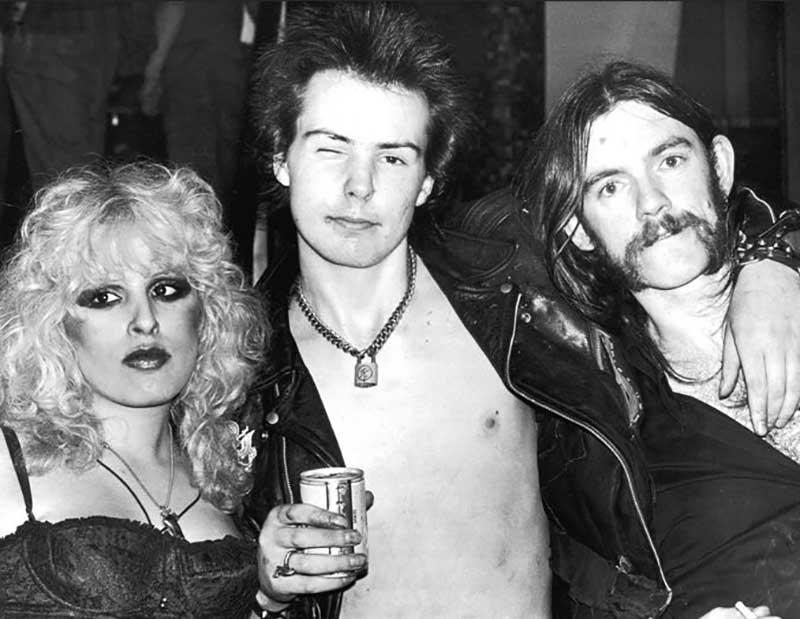 We Play Rock & Roll' – Lemmy Kilmister RIP - Vivienne Westwood