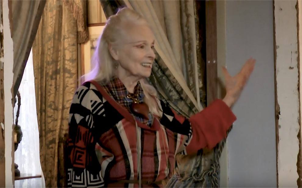 vivienne westwood angel of democracy